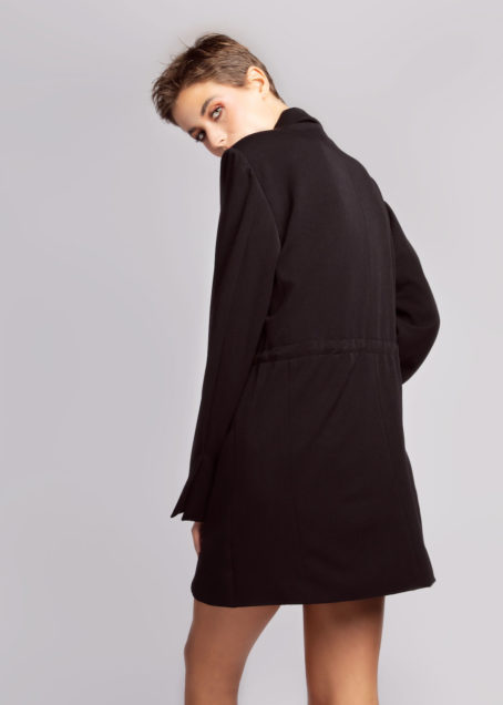 DEFI Long Jacket